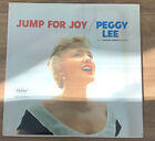 Peggy Lee Jump For Joy LP Record with Nelson Riddle Capitol T-979 photo