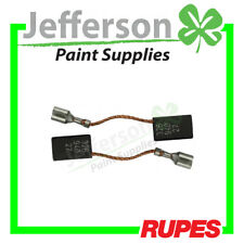 RUPES CARBON BRUSHES 47.105 SUITS EK150AE EK200A LH18EN BR65AE SL42AEV