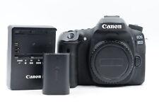 Canon EOS 80D 24.2MP Digital SLR Camera Body #424