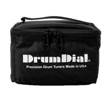 DrumDial Drum Tuner Nylon Carry Case w/ Foam Interior and Handle