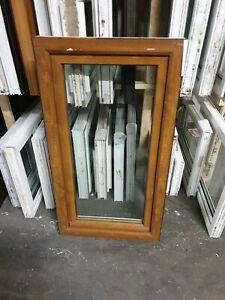 Oak Upvc Window 680 X 1215 (W0410)