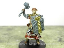 Monster Menagerie II ~ ELF FIGHTER #11 Icons of the Realms 2 D&D miniature