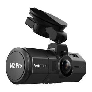 Vantrue N2 Pro Dual Dash Cam Dual 1920x1080P Front and Rear Dash Cam 2.5K 1440P