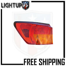 Fits 06-07 Lexus Is-250 Tail Light/Lamp Driver Side (Left Only)