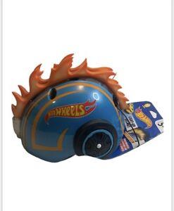 Hot Wheels 3D Kids Ultra-light Bike Helmet, for Ages 5 to 8