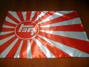 "Toyota Japan 30X20"" Flag Banner Garage Vintage Land Cruiser Corolla Cressida JDM"
