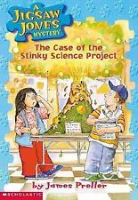 The Case of the Stinky Science Project (Jigsaw Jones Mystery, No. 9)