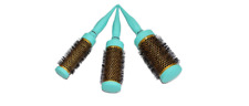 Exclusive Ceramic Round Thermal Hair Brush Modeling Styling Hair Tools