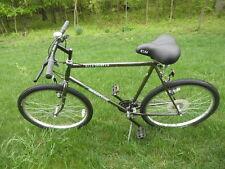 """Vintage 1991 Mongoose Hilltopper Men's Black Chrome 26"""" Mountain Bike, One Owner"""