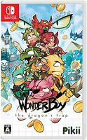 Nintendo Switch Wonder Boy: The Dragon's Trap Japan NEW