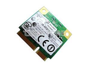 Qualcomm Atheros AR9285 AR5B195 AR9002WB-1NGCD WLAN WIFI BT BlueTooth Card Half