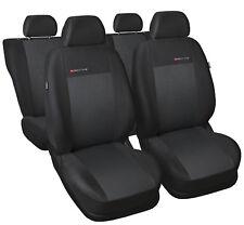 Fiat 500 ab 2007 Maßgefertigt Maß Sitzbezüge Sitzbezug Velours grau