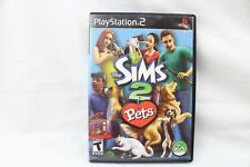 Sims 2: Pets (Sony PlayStation 2, 2006) Complete