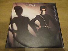 "Sheena Easton – Telefone (Long Distance Love Affair)  Vinyl 7"" Single EMI 5419"