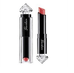 Guerlain La Petite Robe Noire Shiny Lip Colour 060 Rose Ribbon New in Box