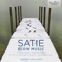 JEROEN VAN VEEN - SLOW MUSIC  CD NEU SATIE,ERIK