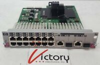 Used HP Procurve Gig-T/GBIC xl Module (J4907A) - 5092-0862 GE Lexan - 16 Port