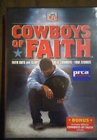 Time Life Cowboys of Faith - Faith Guts & Glory Real Cowboys - True Stories NIP