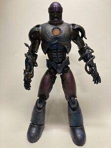 Marvel Legends ToyBiz Sentinel Build-a-figure Baf Complete