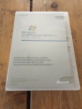 Windows Small Business Server 2011 Premium Deutsch inkl 5 CAL mit MwSt Rechnung