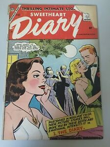 Sweetheart Diary (1949) #37 GD Good