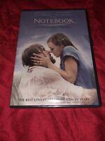New sealed! The Notebook (DVD 2004) Ryan Gosling | Rachel McAdams
