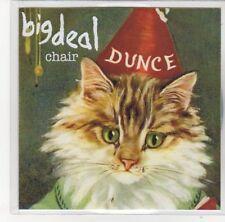 (DL467) Big Deal, Chair - 2011 DJ CD
