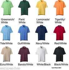 ADIDAS GOLF Climalite Tour COTTON BLEND Mens S-XL 2XL 3XL Polo Sport Shirts a108