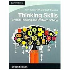 Thinking Skills- Critical Thinking and Problem Solving