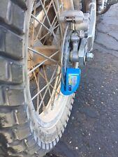 Motorcycle Scooter Wheel Disc Brake Lock Alarm Lock 7mm Lock Pin USA SELLER
