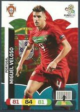 PANINI EURO 2012-ADRENALYN XL-PORTUGAL-MIGUEL VELOSO
