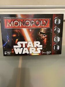Star Wars Monopoly Brand new!