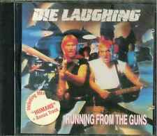 "DIE LAUGHING ""Running From The Guns"" CD-Album"