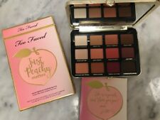 TOO FACED Just Peachy Matte Eyeshadow Palette - palette di ombretti originale