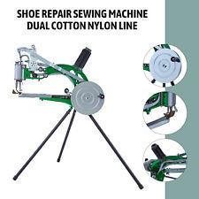 New listing Diy Shoe Repair Machine Making Sewing H& Manual Cotton/Leather/Nylon Needle Wlf