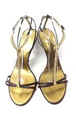 GIUSEPPE ZANOTTI Bijou Strap Sandals size:38 Free Shipping World Wide