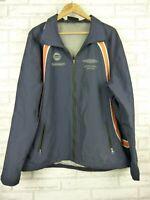 Aston Martin Racing Jacket Blue, orange trim Men's Sz XXL