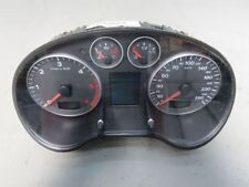 AUDI a3 SPORT BACK (8pa) 2.0 TDI Tachimetro Strumento Combinato 8p0920931