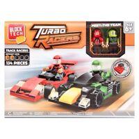 134 Piece Block Tech Playset - Turbo Racer