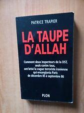 LA TAUPE D'ALLAH