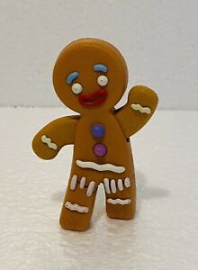 McDonald's Shrek the Third Happy Meal Toy GIngy The Gingerbread Man 2007 WORKS