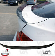 BMW X6 E71 M PERFORMANCE STYLE  REAL CARBON FIBER BOOT TRUNK LIP SPOILER