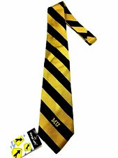 New Missouri University Tigers Men's NeckTie Suit Casual Silk School College Tie