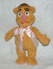 Disney Store Muppets Fozzie Bear Plush