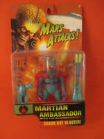 TRENDMASTERS MARS Attack Martian Ambassador Nip 1996