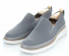 27-38 $180 Men's Sz 9 M Cole Haan Zerogrand Slip-On Sneaker In Quiet Shad