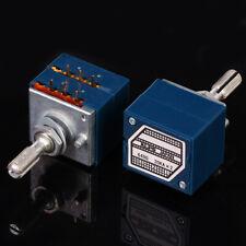 New ORIGINAL ALPS RK27 27 Type Dual 20K Potentiometer Plum Handle
