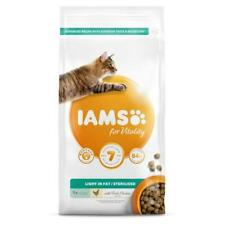 Iams For Vitality Light in Fat Adult Cat Dry Food - Chicken - 2kg