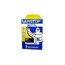 Michelin Airstop MTB 26 Mountain Bike inner tube Presta Valve 1.6 to 2.1
