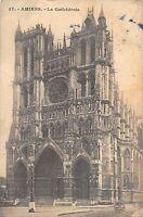 BR71563 amiens la cathedrale  france